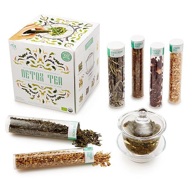 Detox Tea Blending Kit $40.00