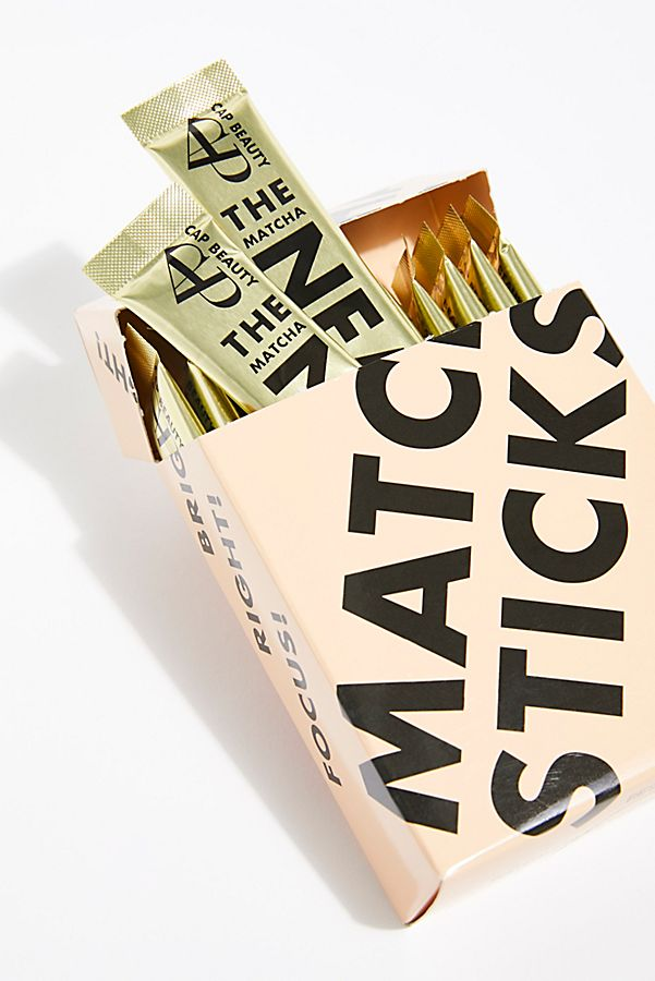 CAP Beauty The Neat Matcha Stick Box $34.00