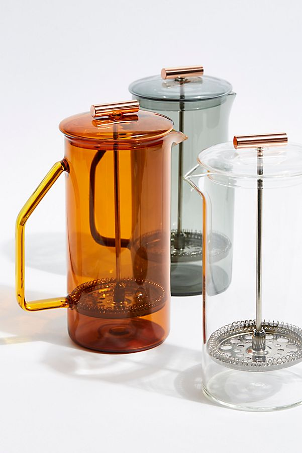 YIELD 850mL Glass French Press $85.00