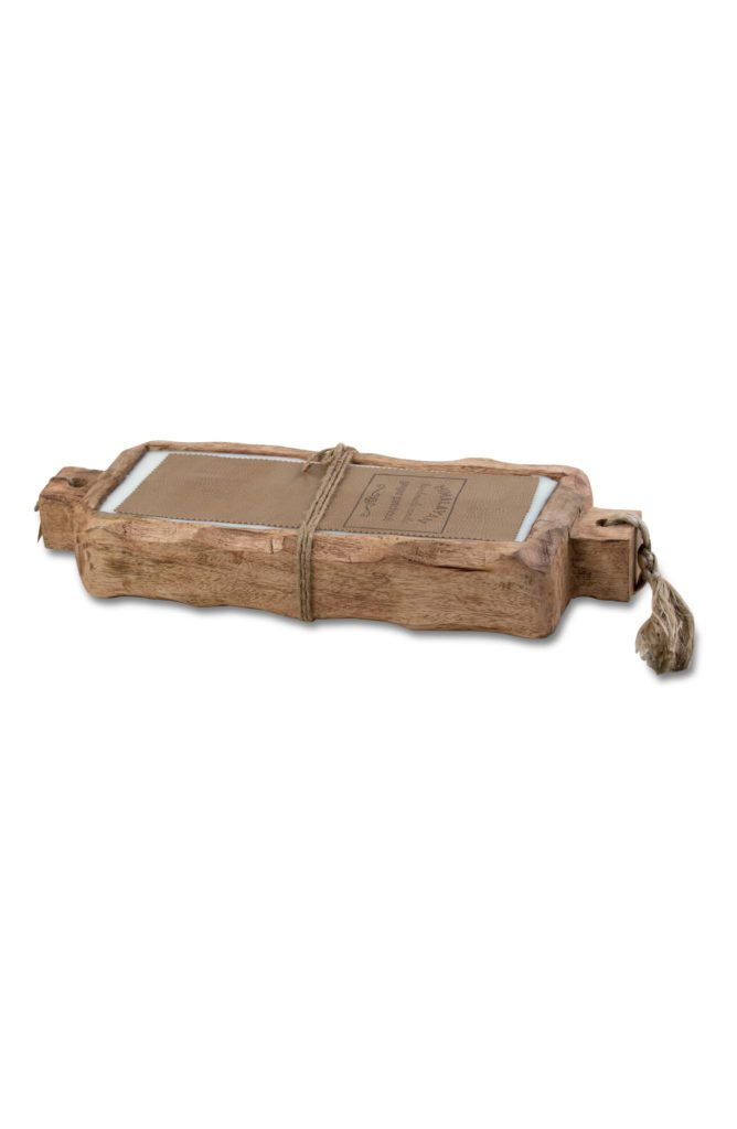 Driftwood Candle HIMALAYAN TRADING POST $79.99