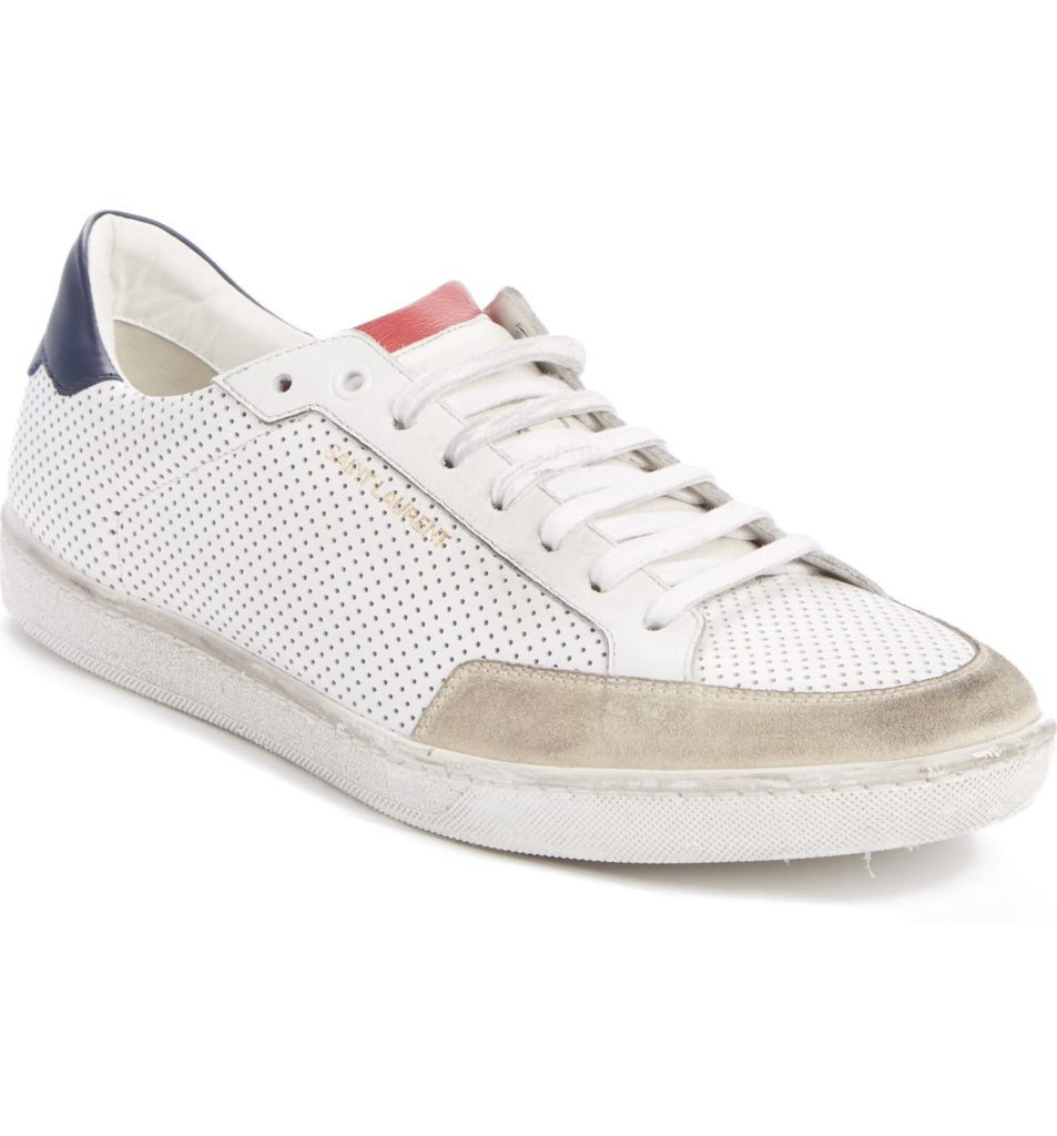 Low Top Sneaker SAINT LAURENT $545.00