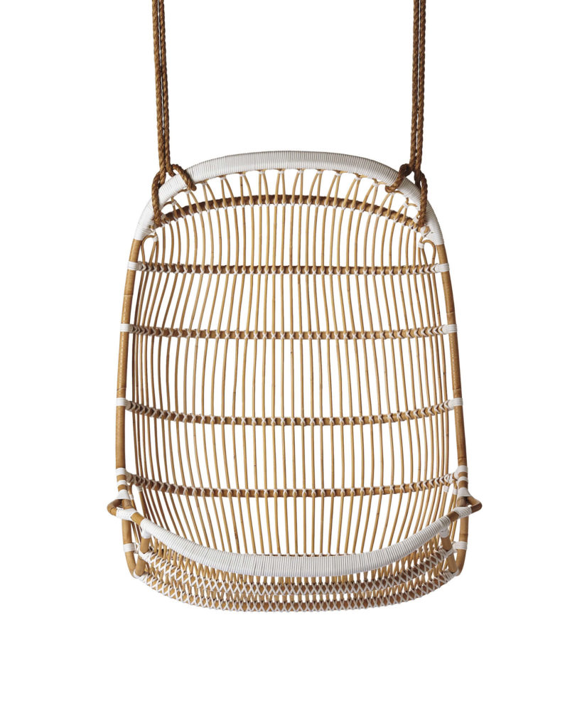 Double Hanging Rattan Chair $698.00