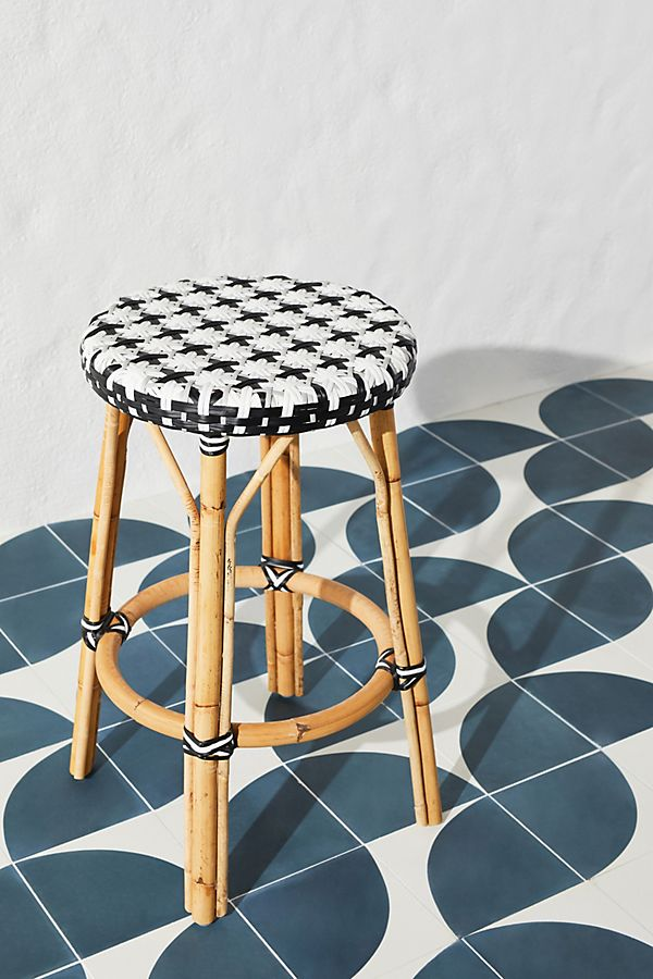 Woven Bistro Counter Stool $228.00https://fave.co/32A7I9A
