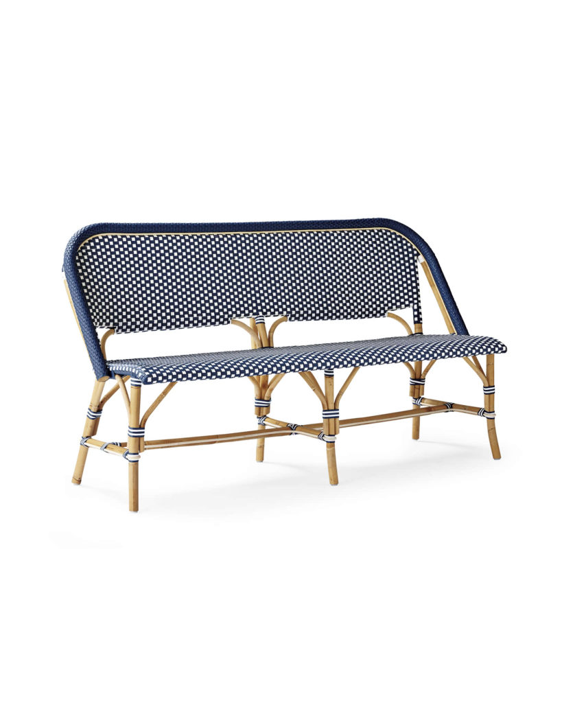 Riviera Bench $798.00https://fave.co/30JSzks