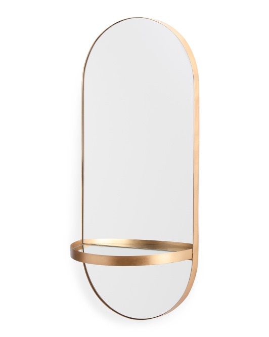 COOPER CLASSICS Fillmore Shelf Mirror $99.99