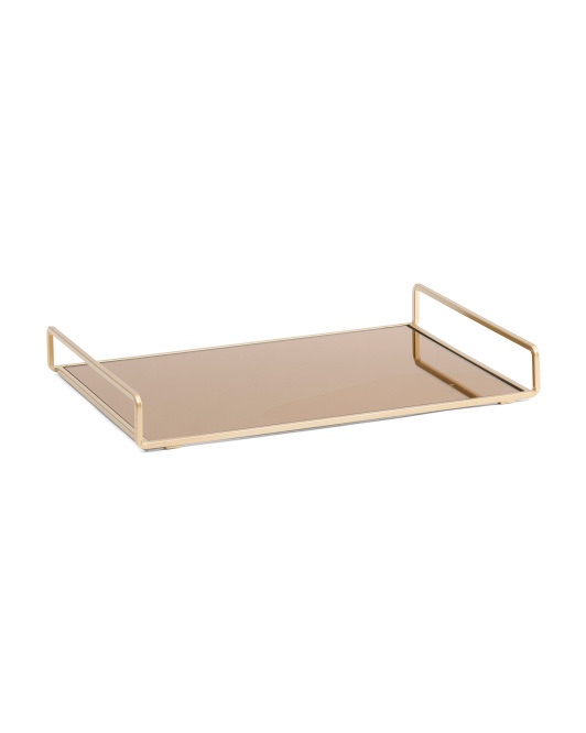 KENNEDY INTERNATIONAL Classic Vanity Mirror Tray$16.99