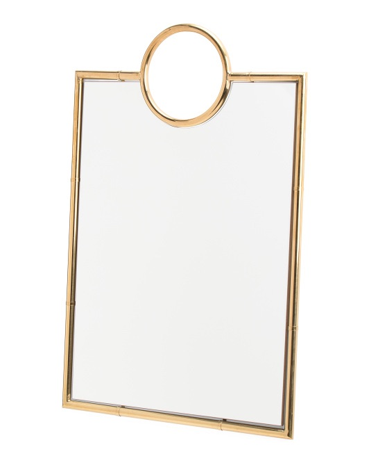 Minos Rectangular Wall Mirror $199.99