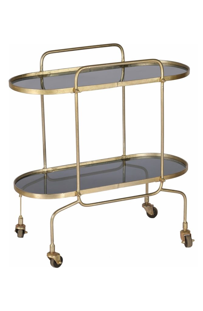 Caboto Bar Cart RENWIL $548.00https://fave.co/2LNqEvs
