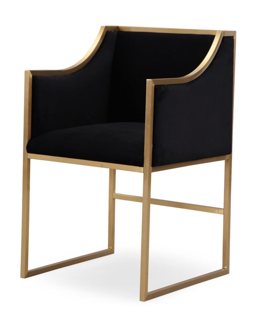 Black Atara Chair $296.99