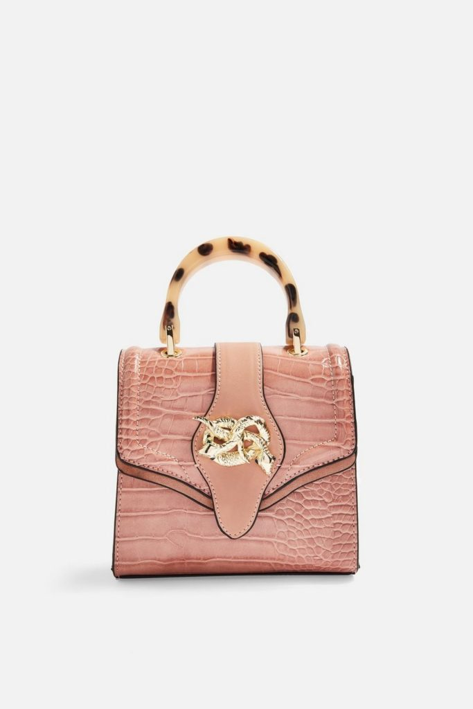 Twist Snake Cross Body Bag $52.00