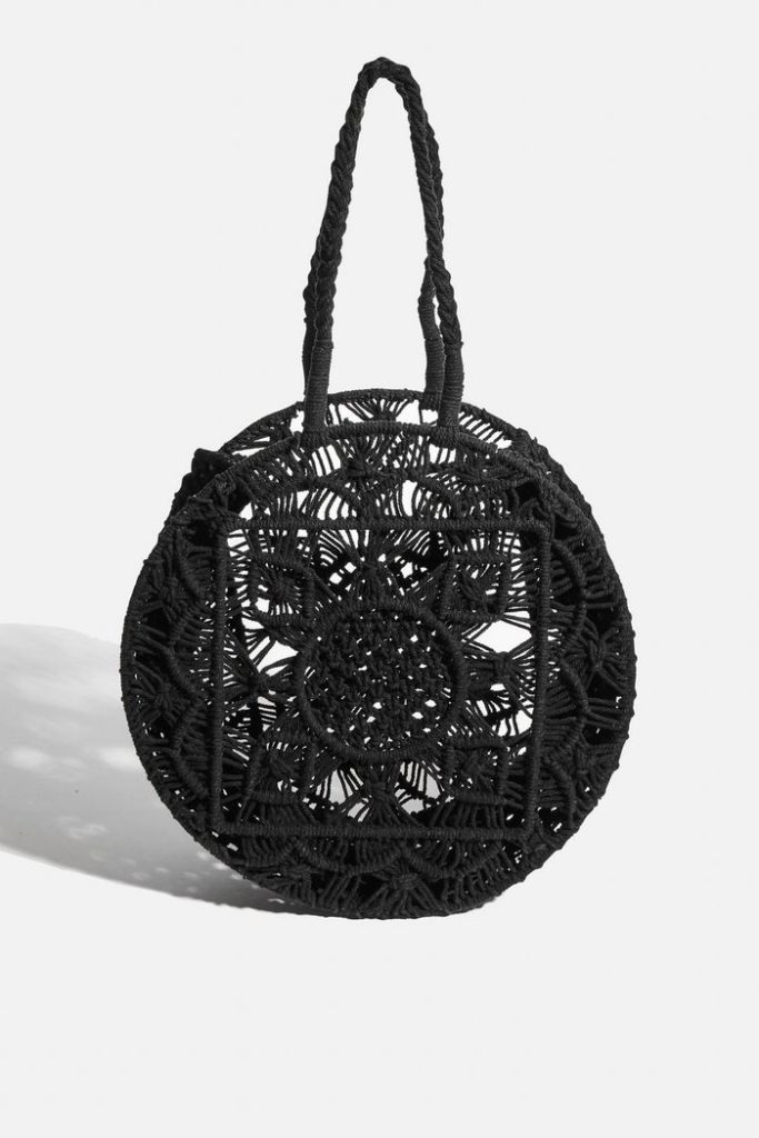 Adra Noir Tote Bag By Skinnydip $64.00