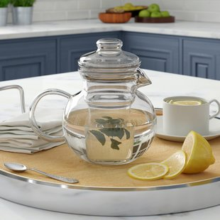 Anthony 1.25 Qt. Teapot with Loose Tea Infuser $28.99
