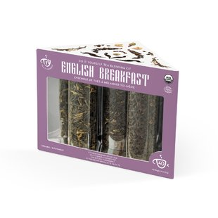 English Breakfast Mini Tea Blending Kit $16.99