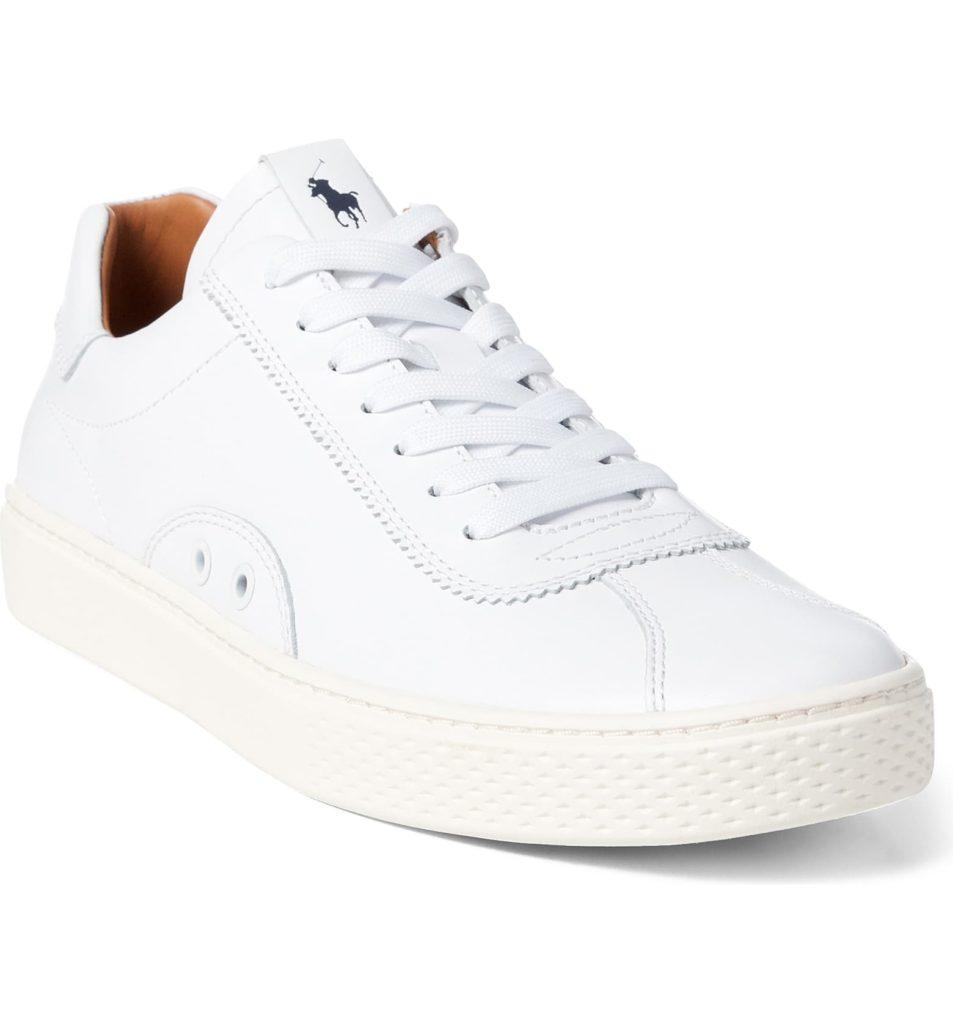 Court 100 LUX Sneaker POLO RALPH LAUREN $150.00