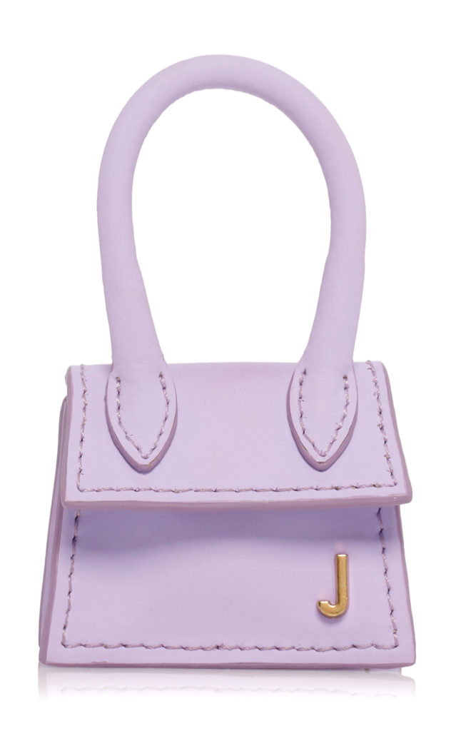 Jacquemus Le Chiquiti Leather Bag $275.00