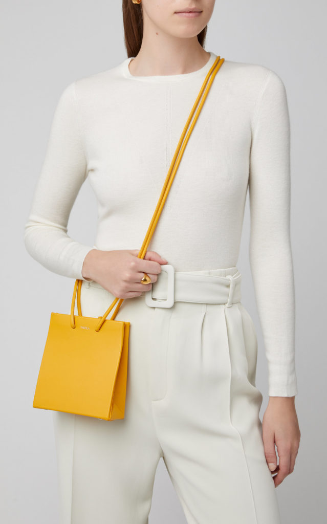 Medea Prima Mini Leather Bag $520.00
