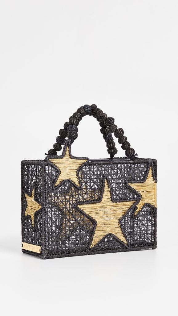 Mercedes Salazar Mis Estrellas Doradas Bag $156.00