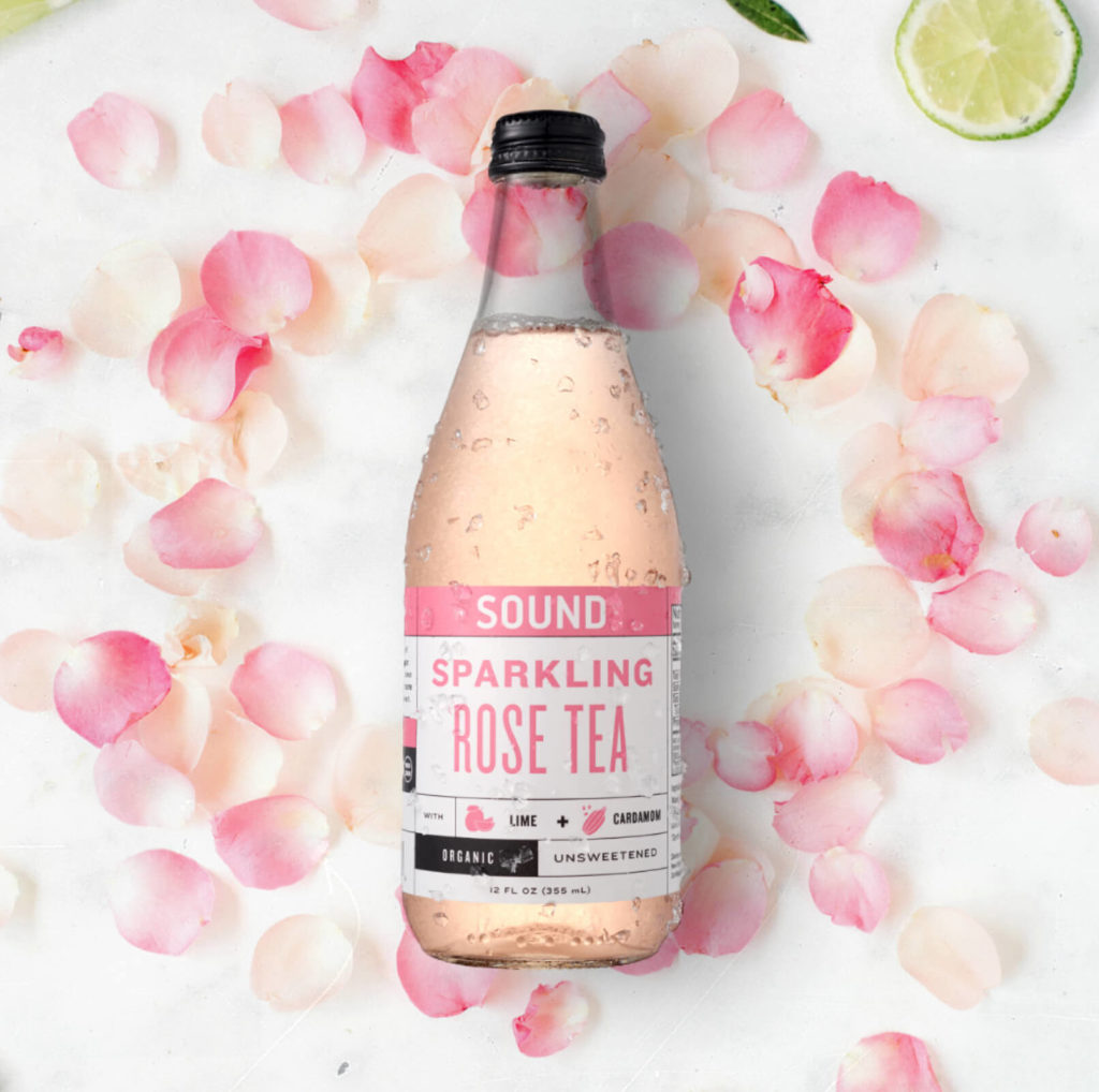 SOUND Organic Sparkling Ready to Drink Rose (Case of 12) $27.79