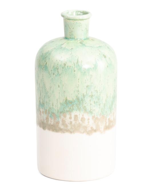 MADE IN PORTUGAL Made In Portugal Ombre Ceramic Vase $9.99