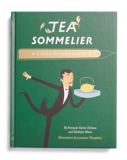ABBEVILLE PRESS Tea Sommelier $12.99