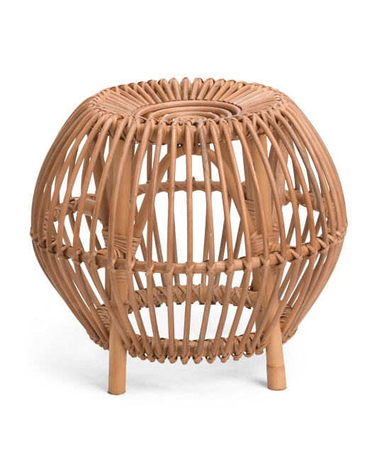 MADE IN INDONESIA Round Stool $49.99