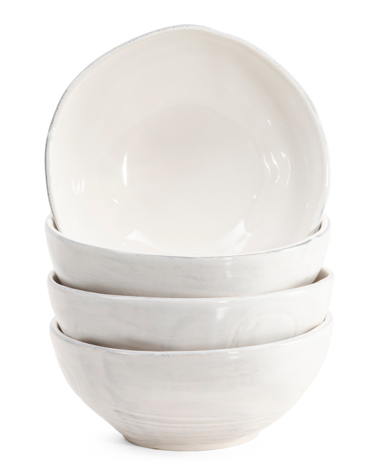 Made In Portugal 4pk Embossed Bowl $19.99