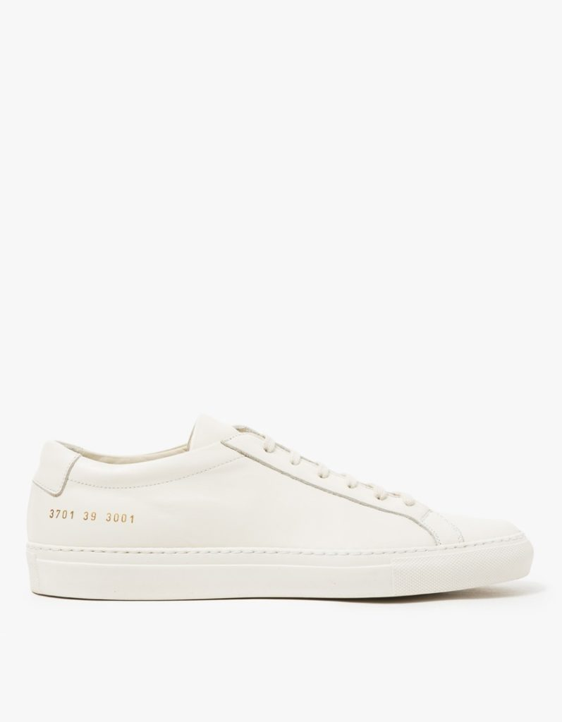 Woman by Common Projects Original Achilles Low in Warm White $411