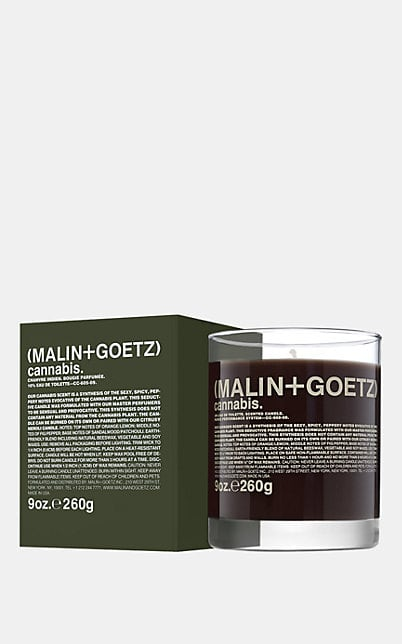 MALIN+GOETZ Cannabis Candle $55