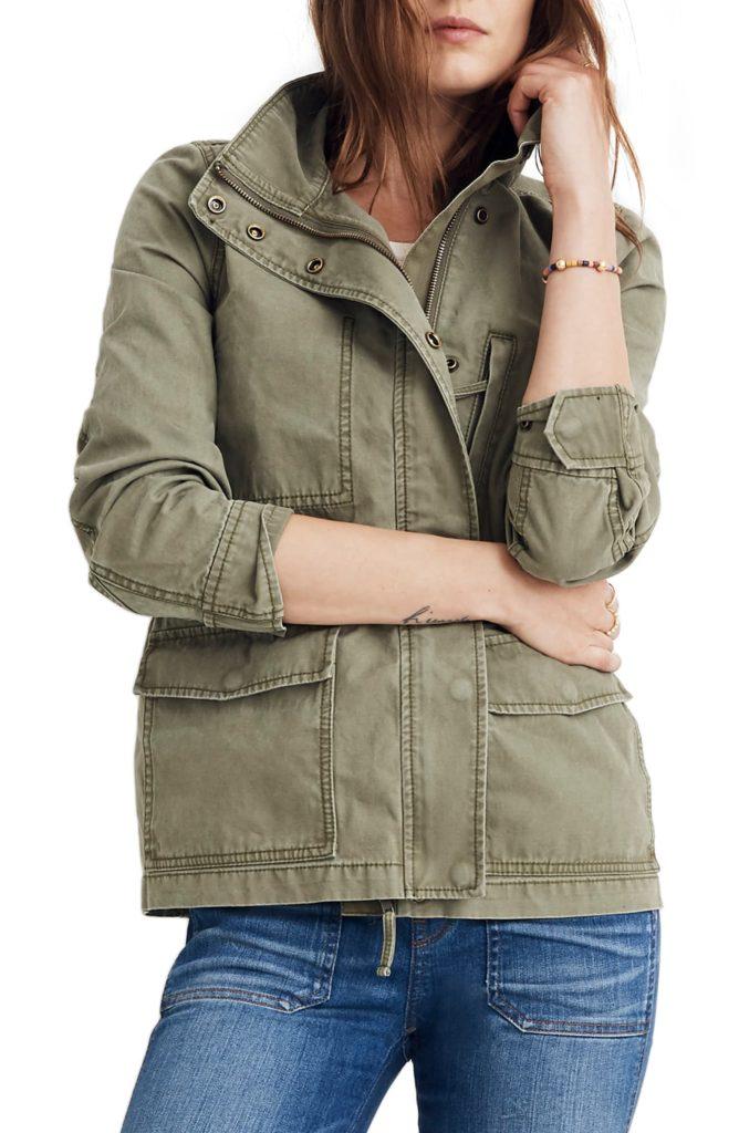 Surplus Cotton Jacket MADEWELL $118.00