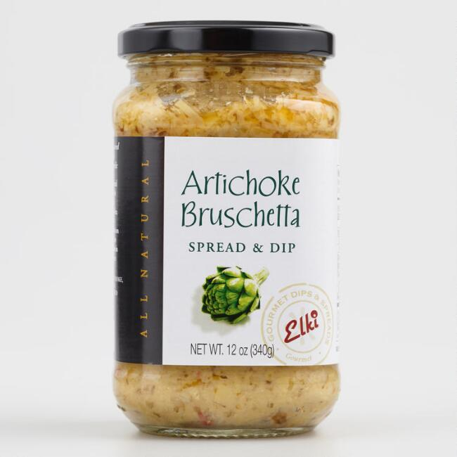Elki Artichoke Bruschetta, Set Of 6 $35.94