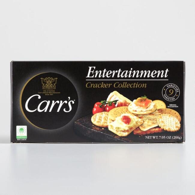 Carr's Assorted Biscuits $4.99