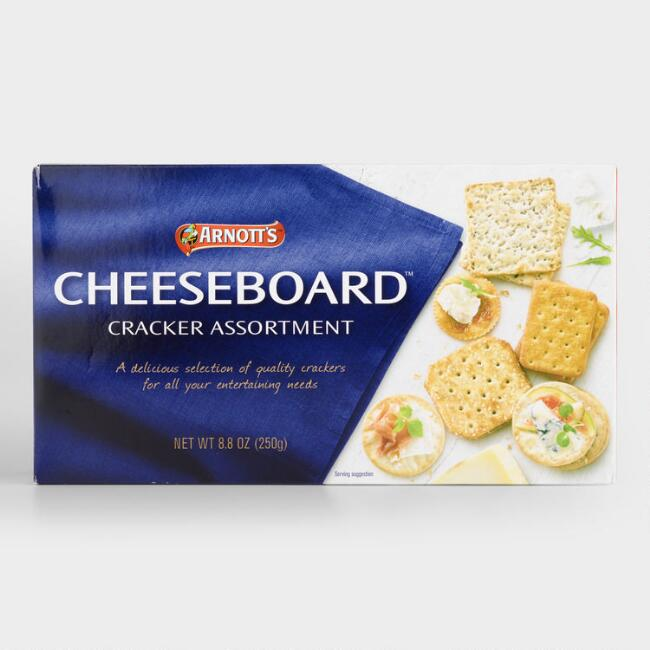 Arnott's Cheeseboard Cracker Assortment $5.99