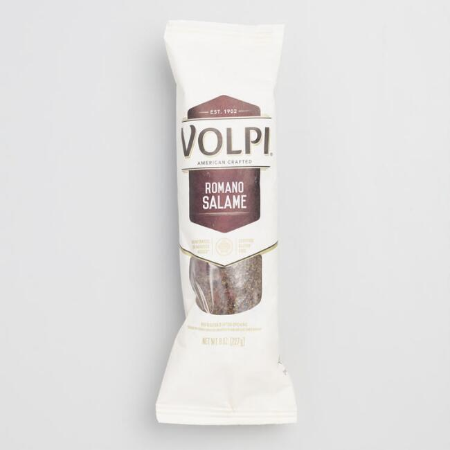 Volpi Romano Salami, Set Of 6 $25.14