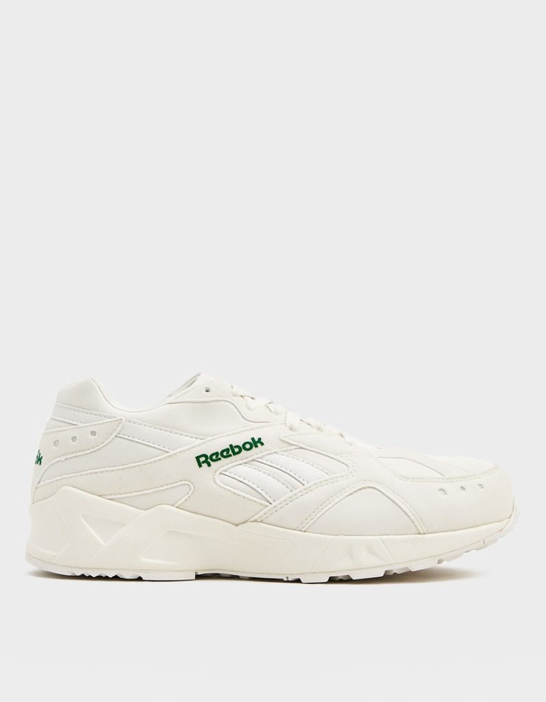 Reebok AZTREK Runner in Green $90