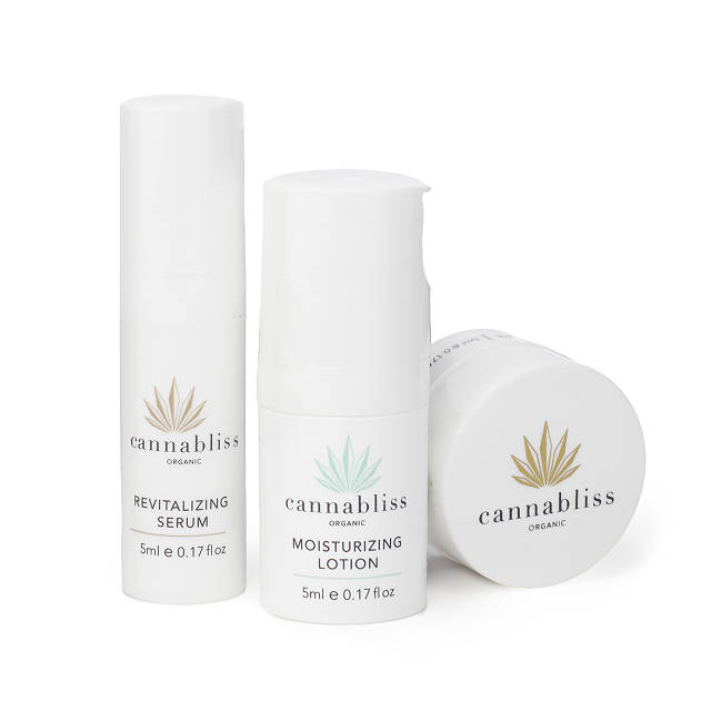 Full Spectrum Hemp Beauty Starter Set $25.00