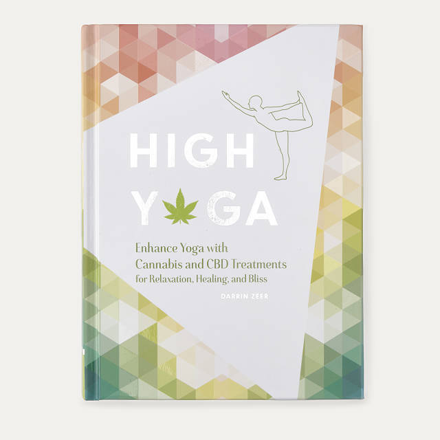 High Yoga the ancient art of high yoga. $19.00