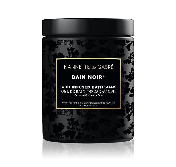 NANNETTE DE GASPÉ Bain Noir Cbd Infused Bath Soak $275