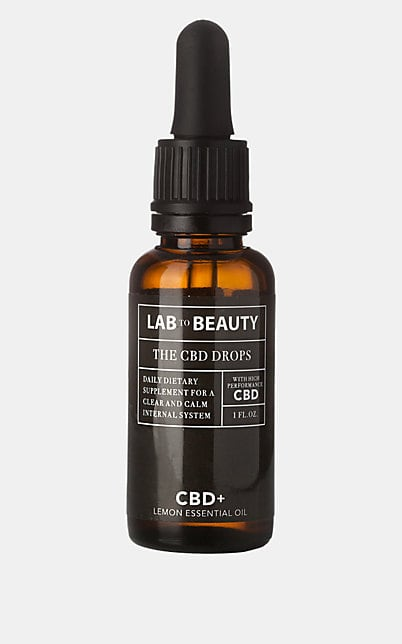 LAB TO BEAUTY The Cbd Drops XO $50