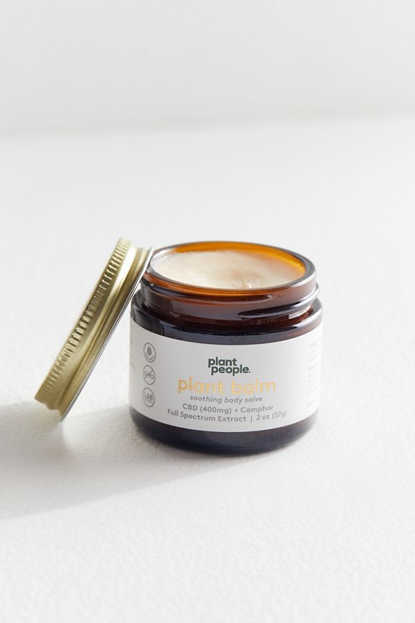 Plant People Plant Balm CBD Body Salve $49.00