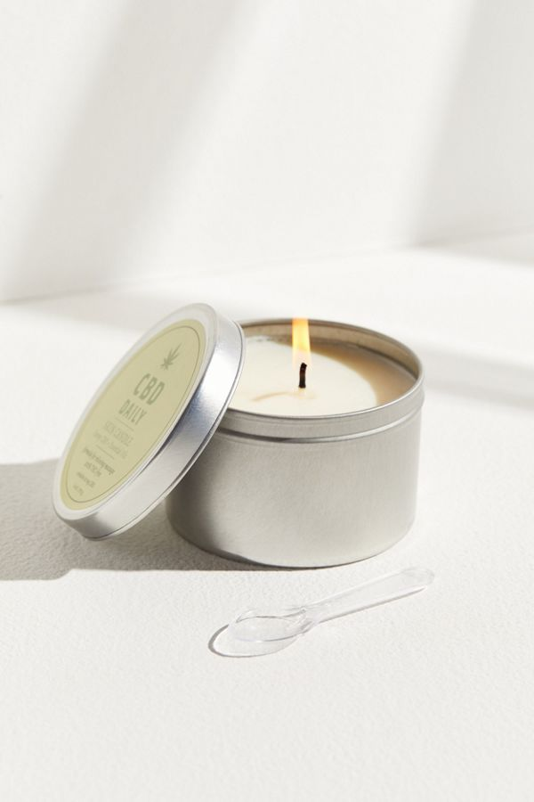 CBD Daily 3-In-1 Massage Candle $19.00