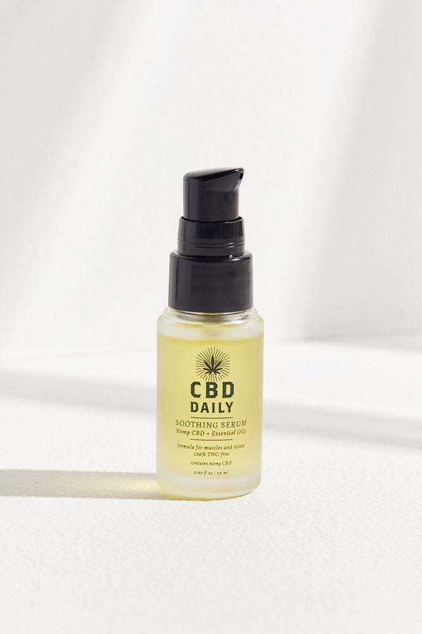 CBD Daily Soothing Serum $23.00