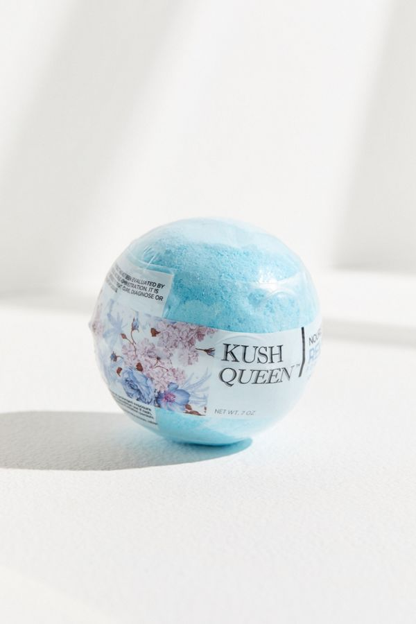 Kush Queen CBD + Essential Oil Bath Bomb $13.00