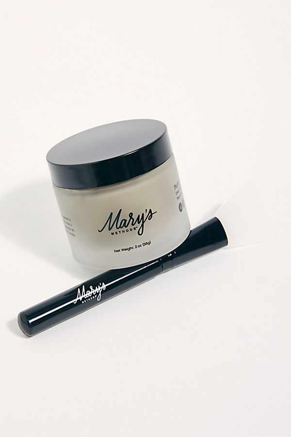 Mary's Nutritionals CBD Mud Mask $45.00
