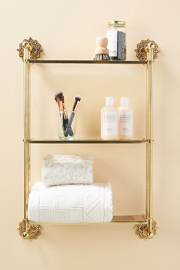 Beatrix Wall Mounted Shelving Unit $348.00
