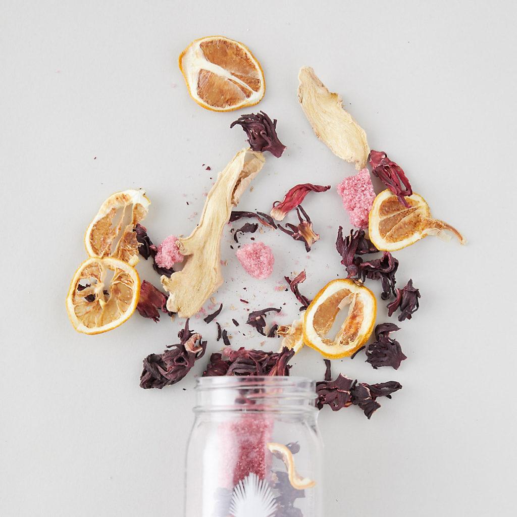 Hibiscus Gin Cocktail Kit $24.00