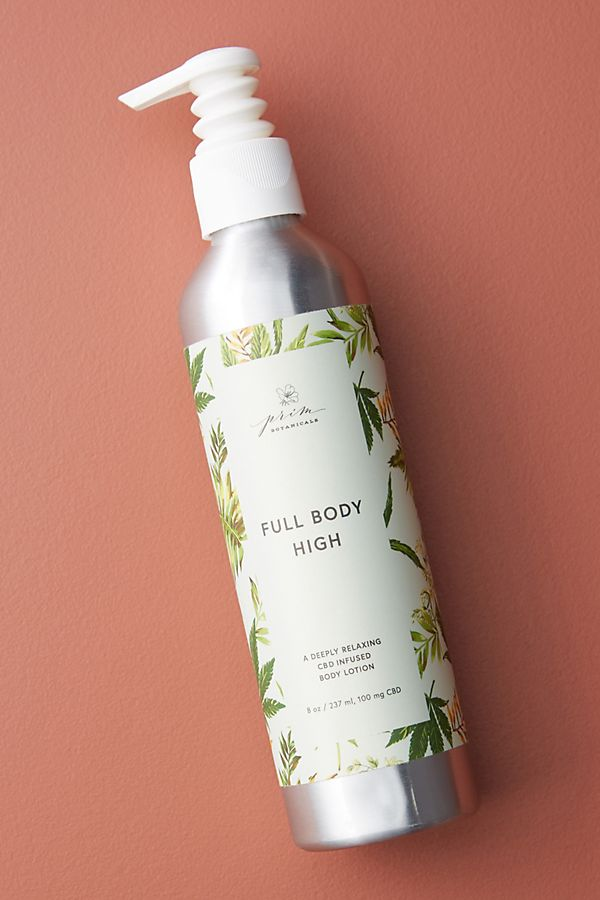 Prim Botanicals Full Body High Body Lotion $56.00