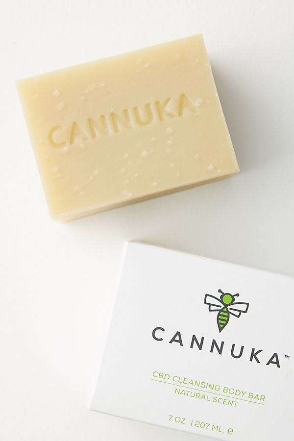 Cannuka Cleansing Body Bar $18.00