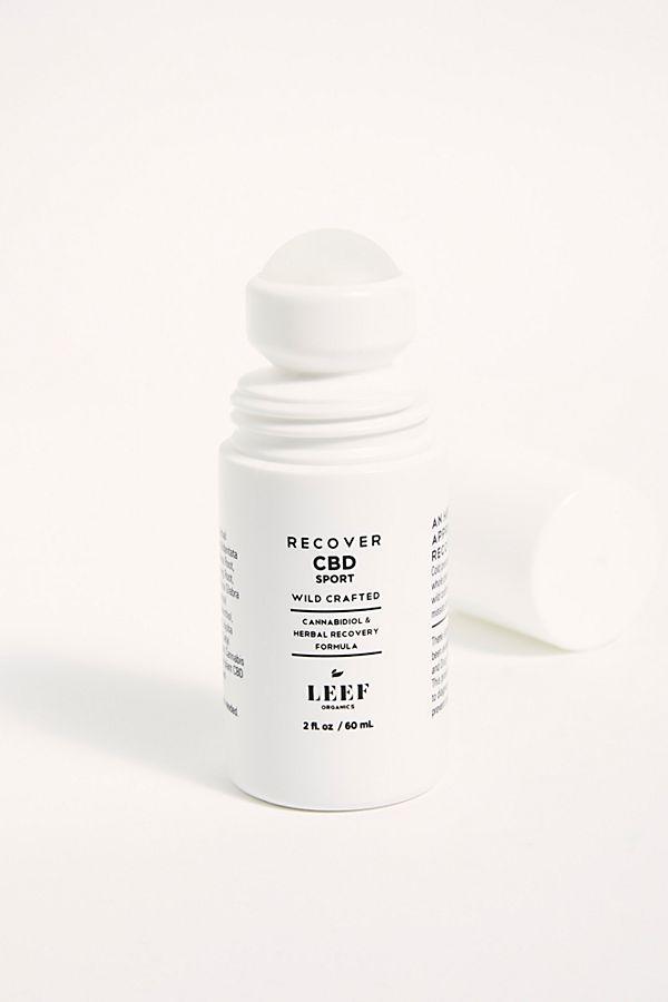 LEEF Organics Recover $40.00