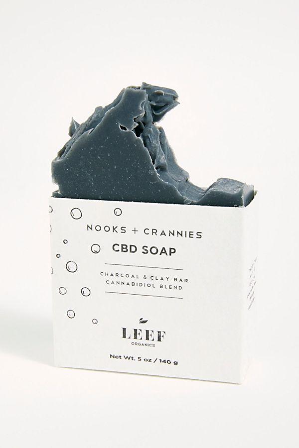 LEEF Organics Nooks + Crannies Soap $22.00
