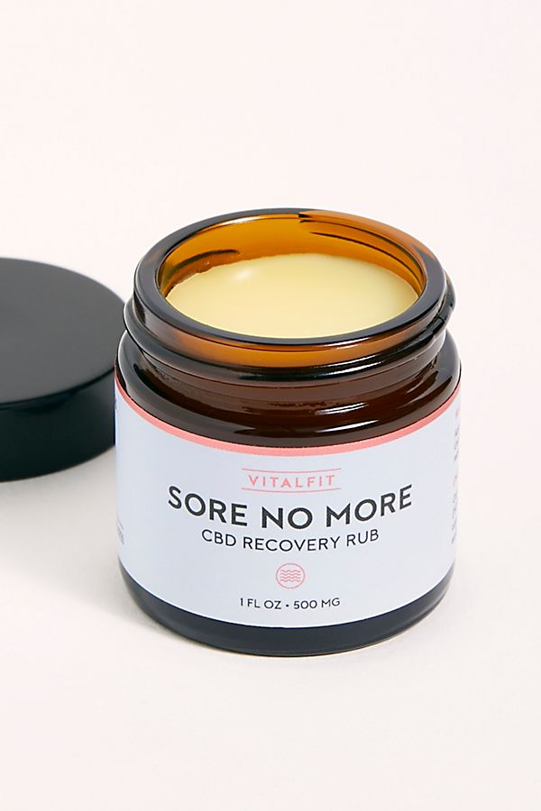 VitalFit Sore No More CBD Balm $65.00